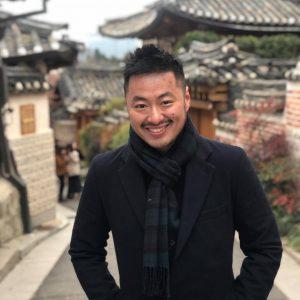 Ian Ng – Big Guy, Big Ideas.